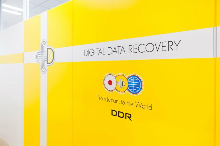 デジタルデータソリューションのデータリカバリー