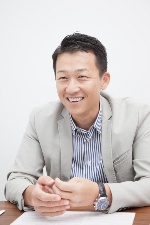 熊谷社長の顔画像
