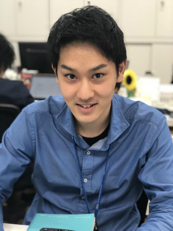 デジタルデータソリューション新卒入社の永谷様
