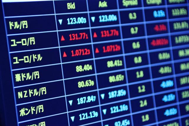 セントレード証券の外国為替