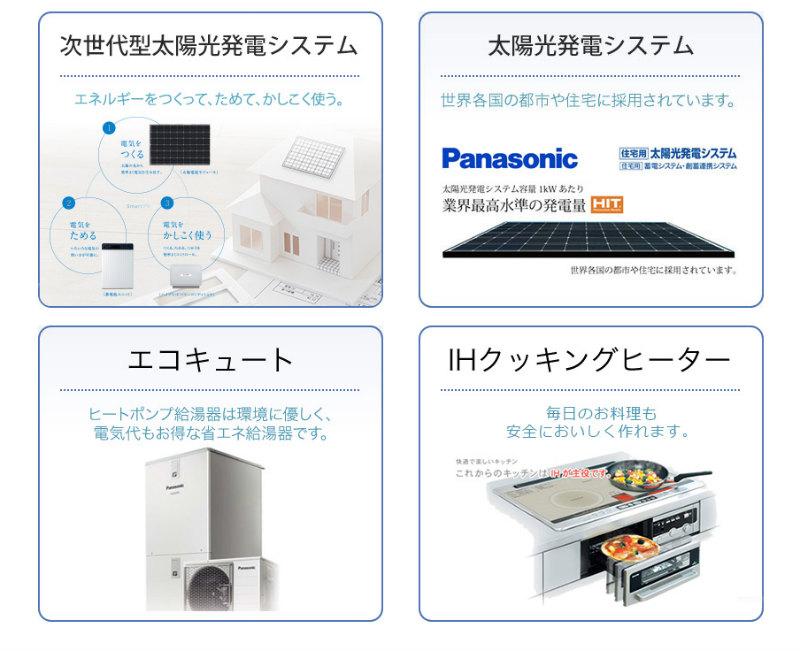 新エネルギー計画株式会社の製品一覧