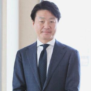 広田靖治社長の顔画像