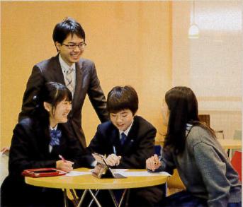 三田国際学園の生徒