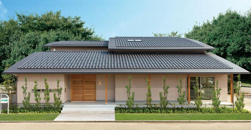 檜家の新潟のモデルハウス