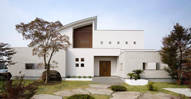 檜家の山梨のモデルハウス