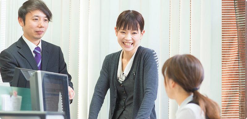 日本クリオの採用ページ画面