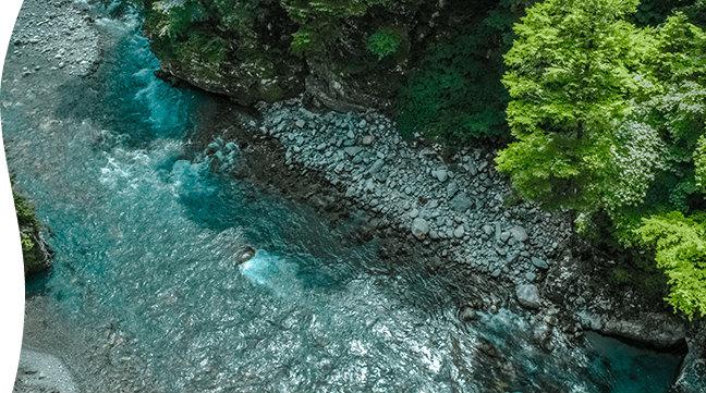 日本クリオの水イメージ