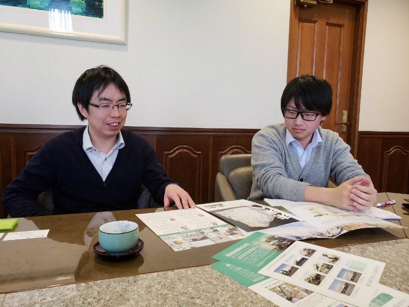 永田紙業の社員