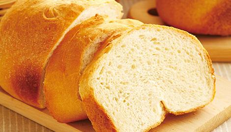 シロカのホームベーカリーで焼いたパン