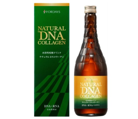 第IX世代の新核酸ドリンク「ナチュラル DNコラーゲン」