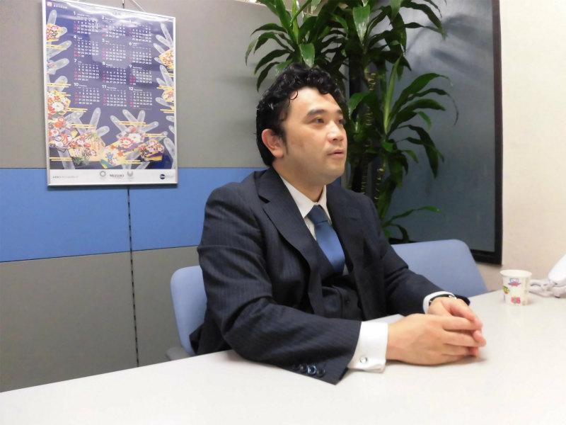 藤崎興産下村様の顔画像