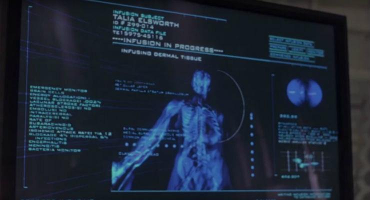 「デジタル」や「AI」イメージ