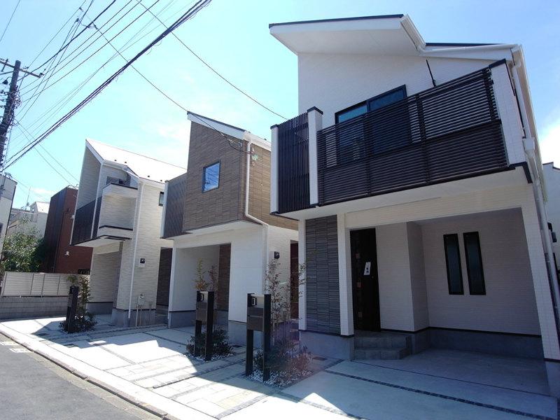 オープンハウスの戸建て施工事例