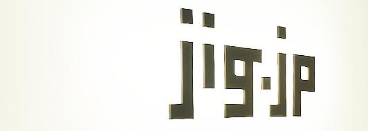 jig.jpのロゴマーク
