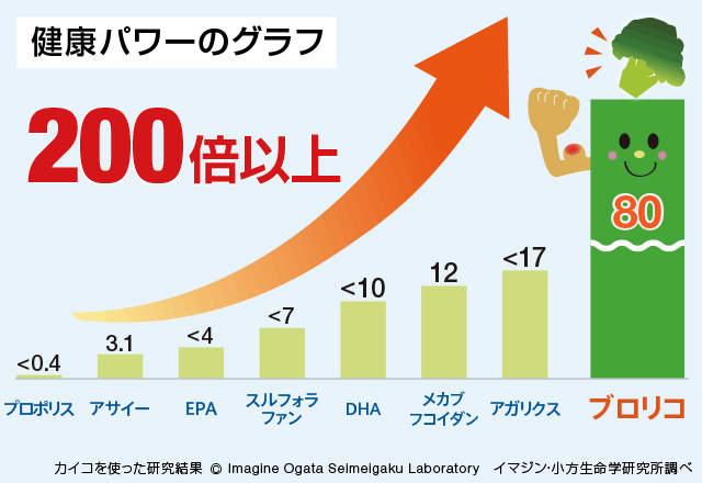 栄養グラフ