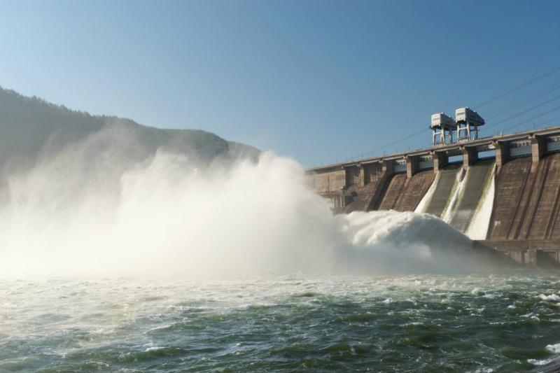 小水力発電事業