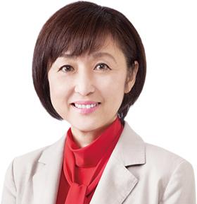 中川郁子(ゆうこ)の顔画像