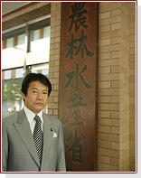 中川昭一氏の顔画像