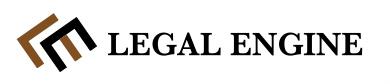 LEGAL ENGINE(リーガルエンジン)のロゴ