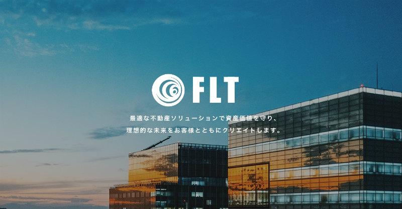 FLTのHP画像