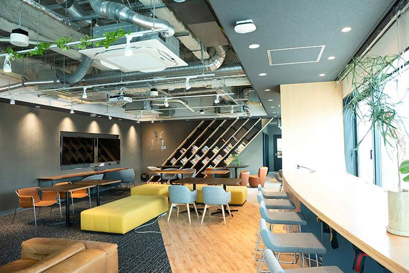 高木健作率いる株式会社ARETECO HOLDINGSのオフィス