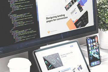 デジタルクエストの開発風景
