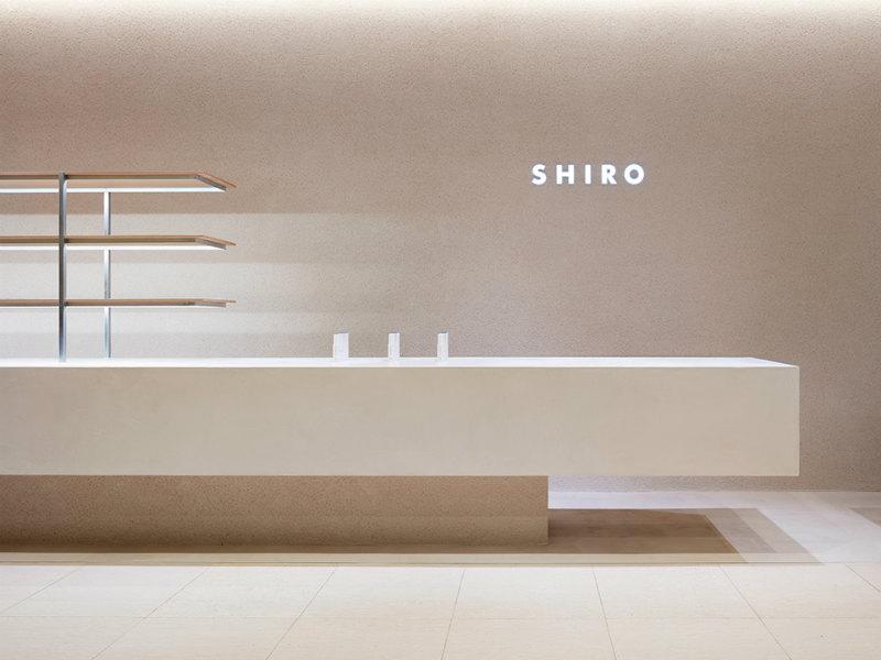 SHIRO 玉川髙島屋S・C店