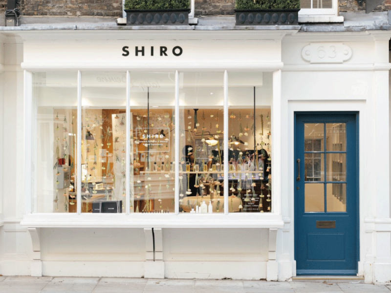 SHIRO Monmouth Street