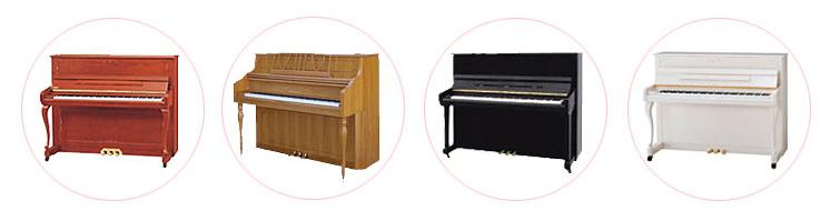 様々なピアノ