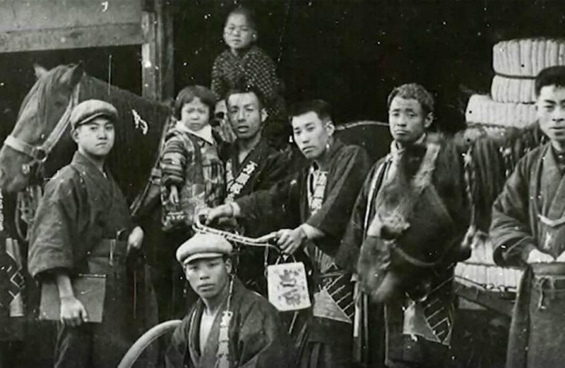 興亜株式会社の創業当初