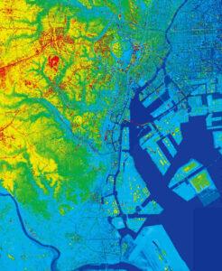 地理空間情報サービス事業